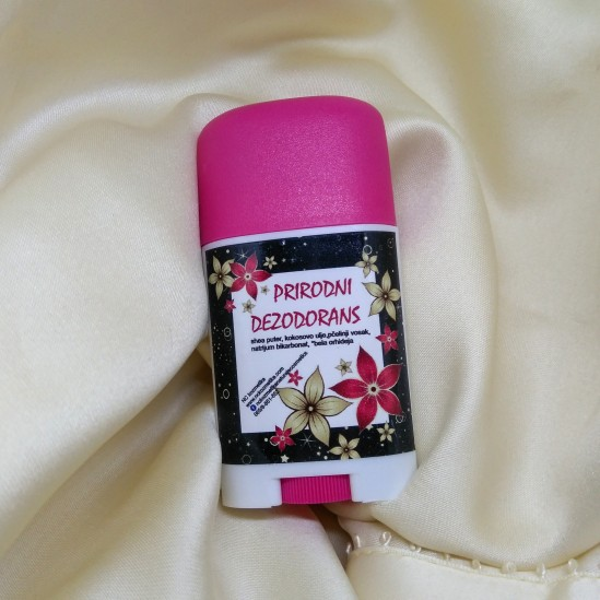 Prirodni dezodorans Bela Orhideja