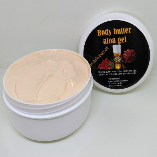 Body Butter Sandal