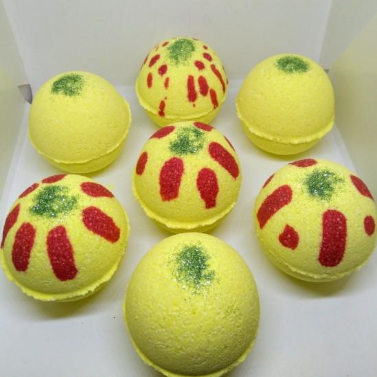 Ananas bath bombs šumeće kugle