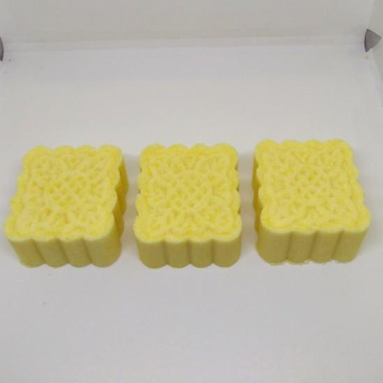 Čvrsti šampon za kosu iris jasmin