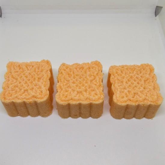 Čvrsti šampon za kosu narandža
