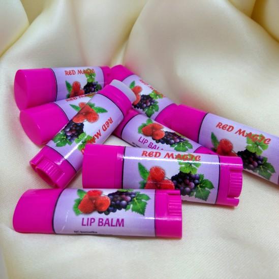 Lip balm grožđe malina