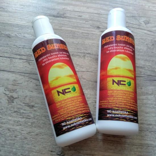 Red Sunset hidratantni losion za telo sa dry touch efektom