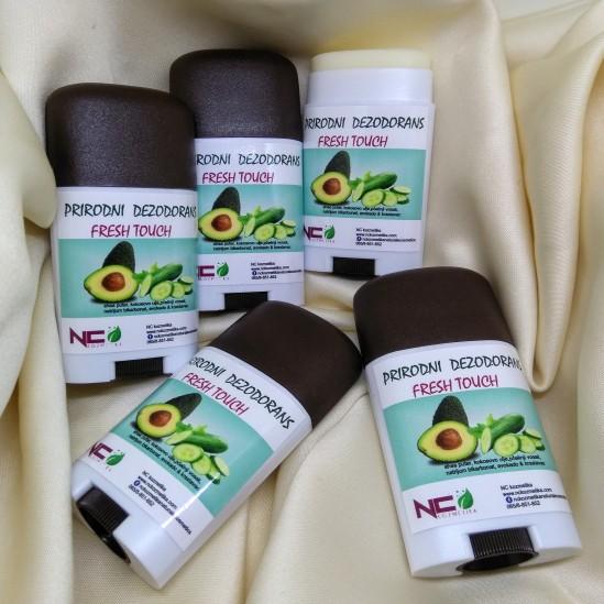 Prirodni dezodorans Avokadao i Krastavac